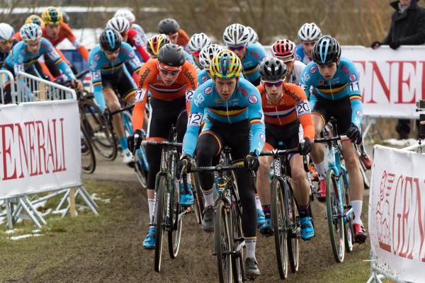Mistrovství světa v cyklokrosu, Tábor, 2015