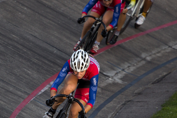 Dráhová cyklistika