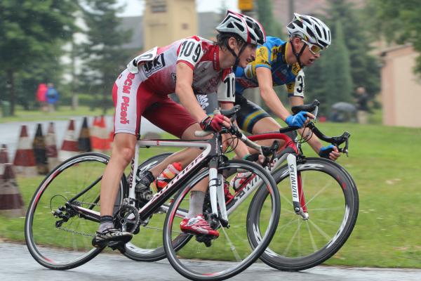 Silniční cyklistika - Mléčný závod (kadeti)
