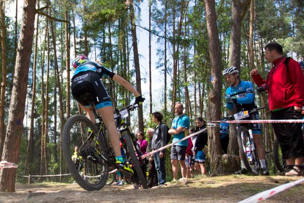 Horská cyklistika - Becker Cup Rakovník